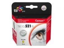TB TBC-CLI521YE - kompatibilní