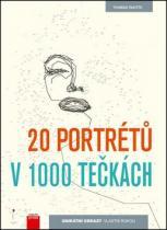 COMPUTER PRESS 20 portrétů v 1000 tečkách