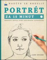 Zoner Press Naučte se kreslit Portrét za 15 minut