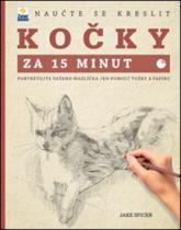 Zoner Press Naučte se kreslit Kočky za 15 minut