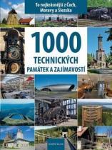 Knižní klub 1000 technických památek a zajímavostí