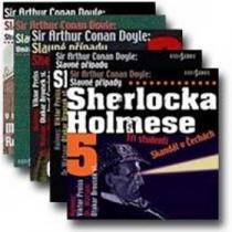 Slavné případy Sherlocka Holmese 1 - 5 (RADIOSERVIS)