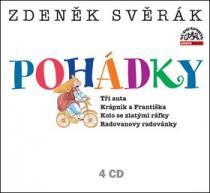 Pohádky 4 CD (Supraphon)