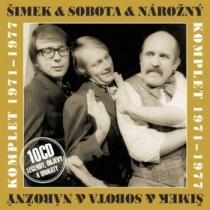 Šimek a Sobota a Nárožný komplet 1971-1977 (Supraphon)