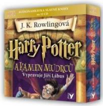 Harry Potter a Kámen mudrců (ALBATROS)