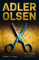 Jussi Adler-Olsen: Složka 64 (Brož.)