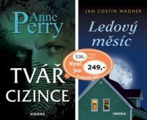 Anne Perry: Tvář cizince + Ledový měsíc