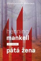 Henning Mankell: Pátá žena