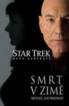 Michael Jan Friedman: Star Trek Smrt v zimě