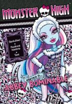 Mattel: Monster High Všetko o Abbey Bominable