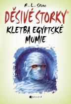 Robert L. Stine: Děsivé storky Kletba egyptské mumie