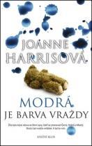 Joanne Harrisová: Modrá je barva vraždy