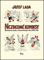 Josef Lada: Nezbedné komiksy