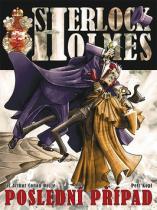 Petr Kopl: Sherlock Holmes Poslední případ