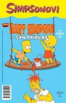 Bart Simpson Syn přírody