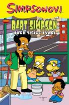 Bart Simpson Hoch tisíce tváří
