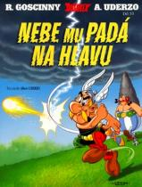 René Goscinny: Asterix Nebe mu padá na hlavu