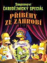 Matt Groening: Simpsonovi Příběhy ze záhrobí