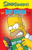 Bart Simpson Žlutý kluk