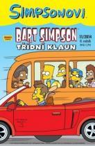 Bart Simpson Třídní klaun