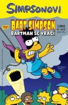 Bart Simpson Batman se vrací