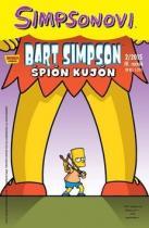 Bart Simpson Špión kujón