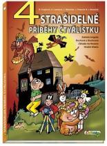 Radim Krajčovič: 4 Strašidelné příběhy Čtyřlístku