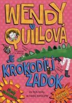 Wendy Meddour: Wendy Quillová je krokodílí zadok