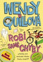 Wendy Meddour: Wendy Quillová robí samé chyby