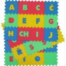 MALÝ GÉNIUS Písmena (abeceda) 15x15cm -