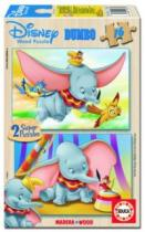 EDUCA - Dumbo 2x16 dílků