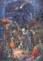HEYE 1000 dílků - Alchemy Gothic: Přírodní vědy