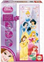 EDUCA 240 dílků - Princezny Disney MAXI
