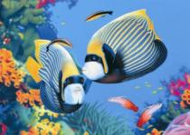 DINO 1000 dílků - Život v moři