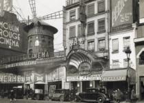 CLEMENTONI 1000 dílků - Moulin Rouge, Paříž