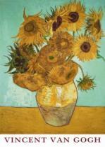 DINO 2000 dílků - Slunečnice, Vincent van Gogh
