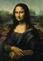DINO 1500 dílků - Mona Lisa, Leonardo da Vinci