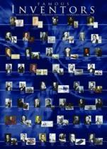 EUROGRAPHICS 1000 dílků Slavní vynálezci