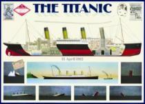 EUROGRAPHICS 1000 dílků : Titanic