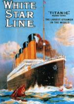 EUROGRAPHICS 1000 dílků - Plakát: Titanic