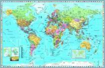 DINO 1000 dílků - Politická mapa světa