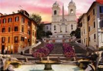 CLEMENTONI 1000 dílků - Řím