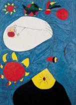 EDITIONS RICORDI 1000 dílků - J.Miró, Retrat IV.
