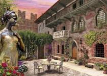 CLEMENTONI 1000 dílků - Verona