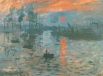 EDITIONS RICORDI 1000 dílků - Monet, Imprese - Východ slunce