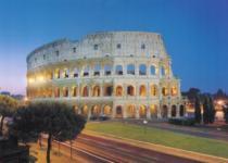 CLEMENTONI 1000 dílků - Koloseum, Řím