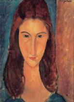 EDITIONS RICORDI 1000 dílků - Modigliani, Jeanne Hebuterne