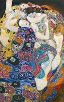 PIATNIK Metalické 1000 dílků - Gustav Klimt, Panna