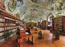 DINO 3000 dílků - Strahovská knihovna: Teologický sál