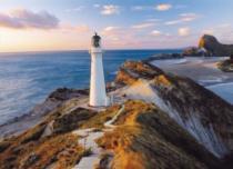 CLEMENTONI 1000 dílků - Maják na Novém Zélandu
